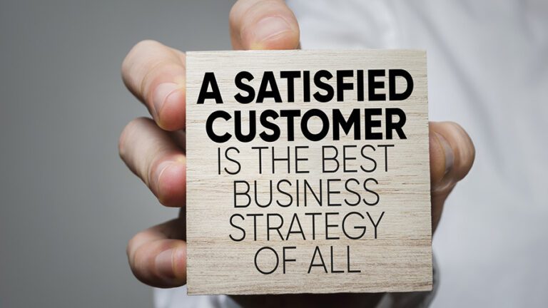 Best Customer Strategy is Customer Centric