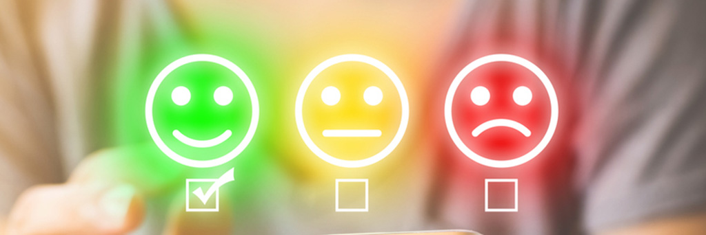 Customer Experience Rating Icon